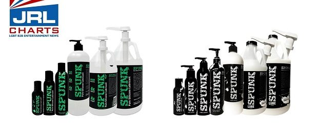 SPUNK Lube Hybrid x SPUNK Lube Pure Silicone new Packaging