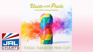 TENGA Rainbow Ultimate Pride Cup a Must Stock for Men