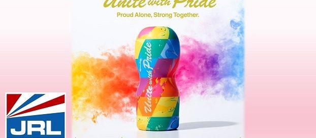 TENGA Rainbow Ultimate Pride Cup a Must Stock for Men