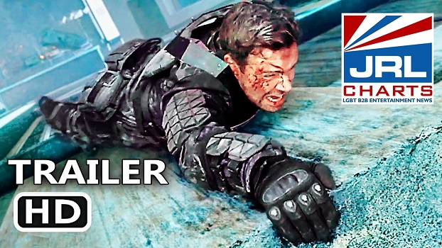 THE BLACKOUT INVASION EARTH Official Trailer (2020) - JRL-CHARTS