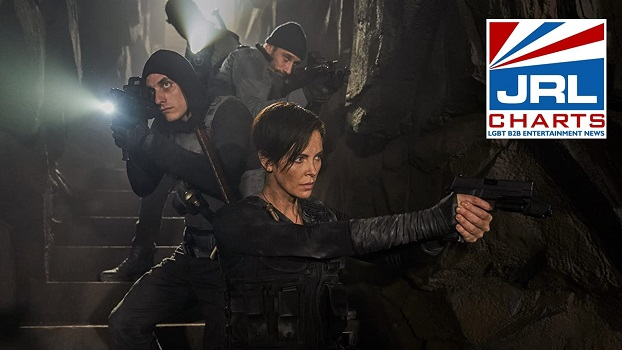 The Old Guard - action movie trailer drops Charlize Theron