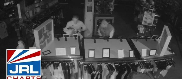 The Stockroom Release Surveillance Burglary