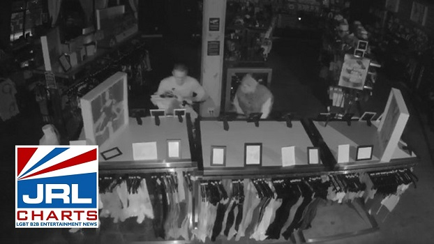 The Stockroom Release Surveillance Burglary