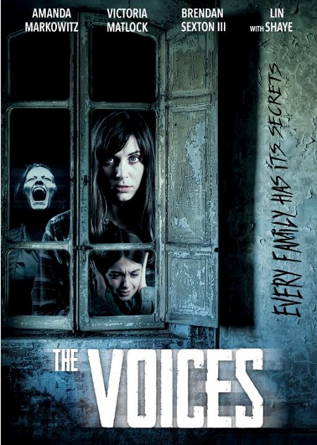 The Voices (2020) Official Poster