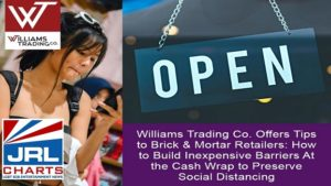 Williams Trading Tips for Retailers Building Inexpensive Checkout Barriers