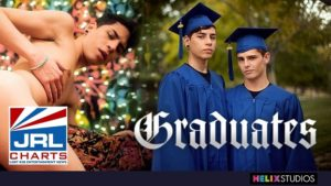 Aiden Garcia Creampies Seth Peterson in 'GRADUATES'