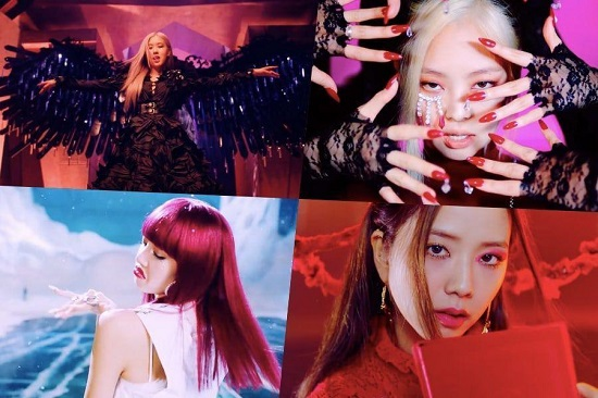BLACKPINK 'How You Like That' MV-YG-Entertainment