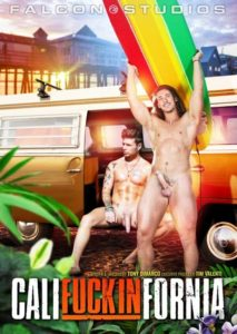 Califuckinfornia DVD-front-cover-Falcon-Studios