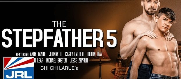 Chi Chi LaRue's 'The Stepfather 5' streets from Icon Male