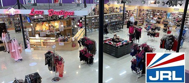 Deja Vu Love Boutique in Vista, California Re-Opens