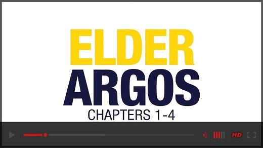 Elder Argos Chapter 1-4 DVD nsfw-trailer