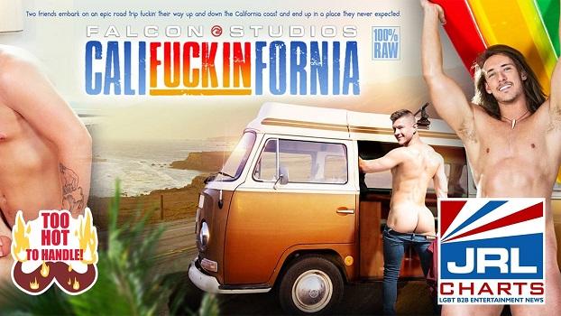 Falcon Studios' 'Califuckinfornia' Scene 05 Debuts