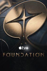 Foundation (2021) Official Poster - AppleTV