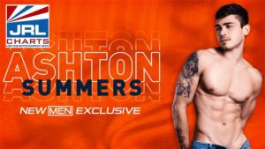 Gay Adult Film Star Ashton Summers Signs with Men.com