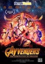 Gayvengers DVD