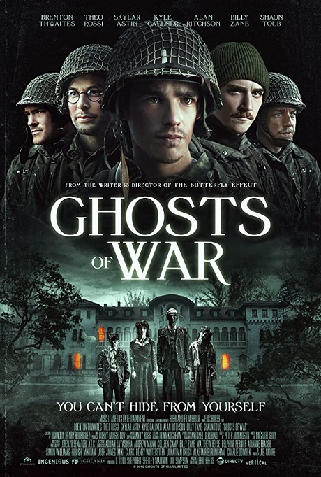 Ghosts of War -  Vertical Entertainment Poster
