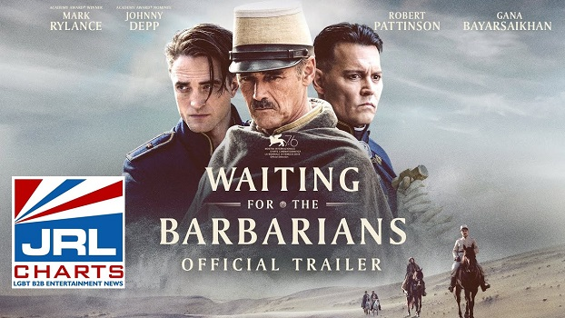 Johnny Depp Returns -Waiting for the Barbarians-trailer
