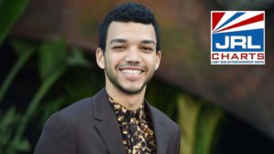 Justice Smith Comes Out at Black LGBTQ+ Lives Protest