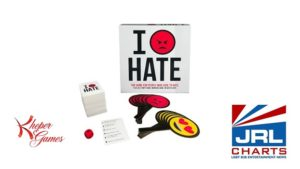 Kheper Games Launch 'I HATE' Game for Adults