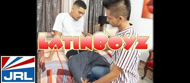 LatinBoyz Debuts Bareback Fucking Latinos Benz x Brayan