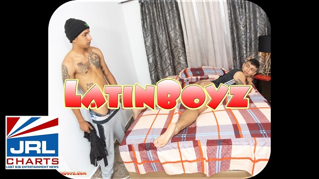 LatinBoyz Models PLAYFUL and INOCENCIO Debuts