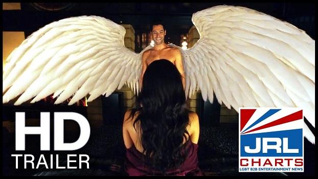 Lucifer Season 5 - New Trailer X Release date Announced