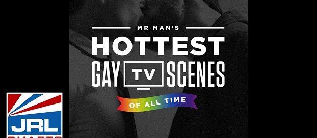 MrMan.com Unveil 'Hottest Top 10 Gay TV Series' Scenes