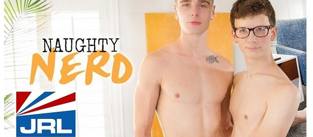 Naughty Nerds - Travis-Stevens-Jonah-Fisher-bareback-twinks-Helix-Studios