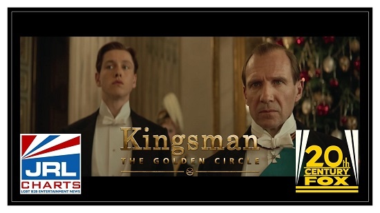 Ralph Fiennes and Harris Dickinson in The King's Man (2020)