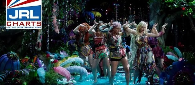TWICE-MORE-&-MORE-MV-JYP-40M Views-jrlcharts-gay-music-news