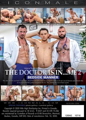 The Doctor Inside Me 2 - DVD Backcover