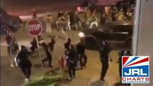 WATCH car RAM into police in Buffalo in heated Protests