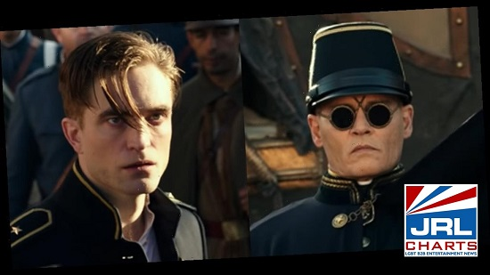 Waiting for the Barbarians (2020) Robert Pattinson-Johnny Depp