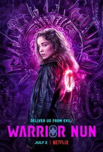 Warrior Nun (2020) Official Poster