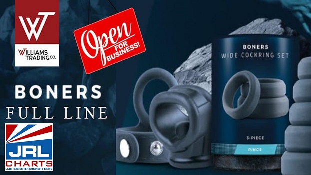 Williams Trading Co-Expands with the full Line of Boners