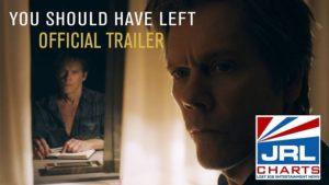 You Should Have Left Trailer
