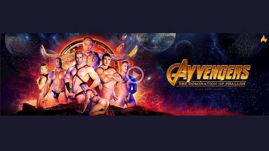gayvengers DVD- nsfw-trailer-peterfever