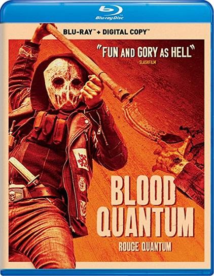 Blood Quantum (2020) Blu-ray-RLJE Films