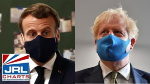 Britain, France order mandatory masks in Gay Clubs-2020-07-14-jrl-charts-europe