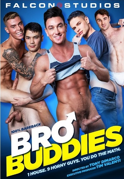 Bros Buddies DVD-front-Cover-Falcon-Studios