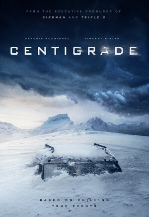 Centigrade (2020) Manhattan Productions Official Poster