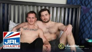 gay porn - ChaosMen proudly present 'Kevin Texas & Kocxin RAW'-2020-10-07-jrl-charts