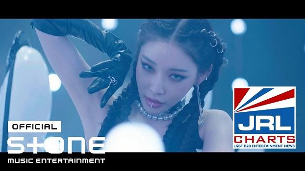 Chung Ha - Stay Tonight MV Debuts on Gay Music Chart-2020-07-25-jrl-charts