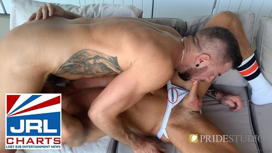 Daddies Poolside Fun-gay-porn-Dolf Dietrich-Dallas Steele-Pride