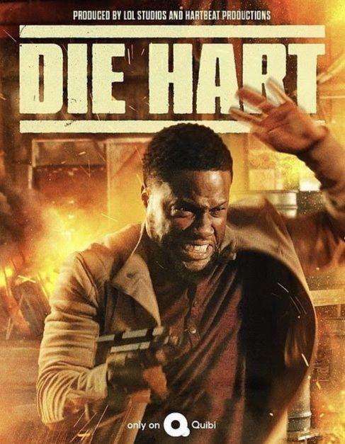 Die Hart (2020) Kevin Hart - Quibi