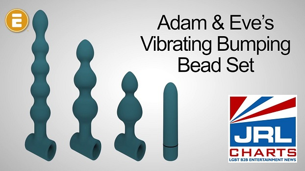 Eldorado-Adam & Eve Vibrating Bumpy Bead Set Commercial-2020-07-14-jrl-charts