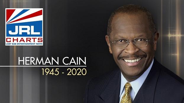 Herman Cain Dies at 74 of COVID-19-2020-07-30-jrl-charts-LGBT-Politics