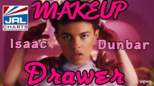 Isaac Dunbar-Makeup Drawer-debuts-Gay Music Chart-2020-07-14