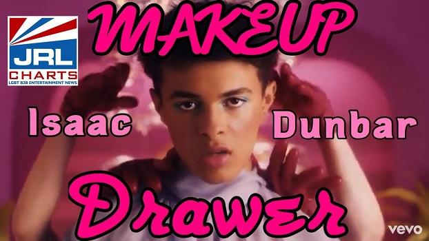 Isaac Dunbar-Makeup Drawer-debuts-Gay Music Chart-2020-07-14