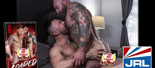 Loaded Muscle Fuck DVD from Raging Stallion Streets